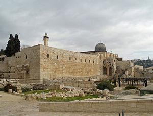 Al-Aqsa-Moshee, David Shankbone