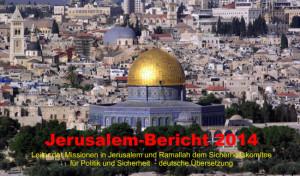jerusalem-bericht