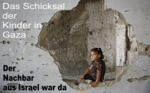 Kinder in Gaza